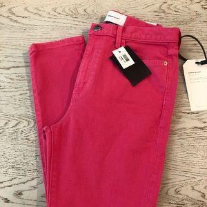 Current/Elliott Ultra High Waist Skinny Jean